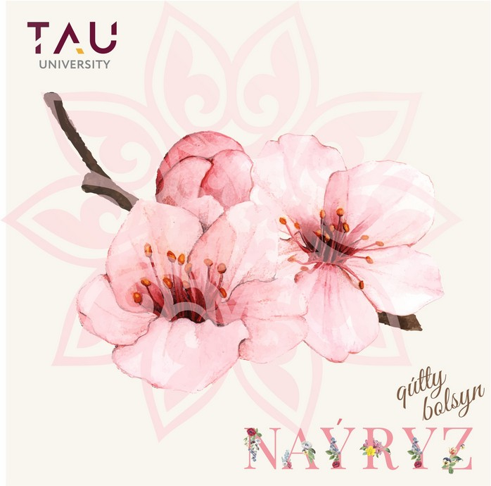 Happy Nauryz!